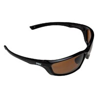 Surge Polarised Brown Lens - Gloss Black Frame