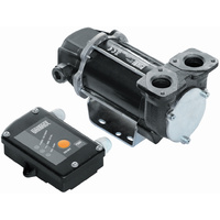 Piusi 24V intelligent tank pump, 60L/min