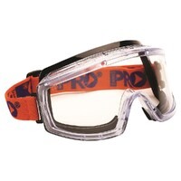 3700 Series Goggles Clear Lens - Foam Bound