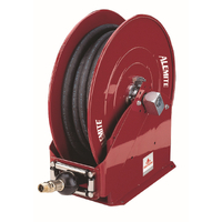 Alemite high capacity oil reel complete with 30m x 12mm ID hose