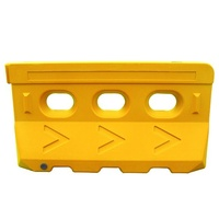 Bulldog Kwik Bloc Water Filled Barrier - Yellow