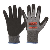 ARAX Dry Grip - ARAX Liner with Latex Dip Palm Gloves