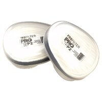 P2 Filter Cartridges for HMTPM Half Mask - (Pair)