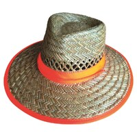 Lightweight and Durable Straw Hat